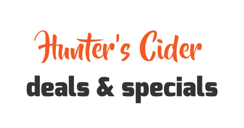 Hunter's Cider